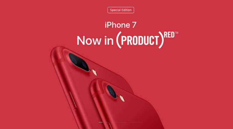 Red iPhone 7 jilaxzone.com iPhone 7 Plus Red Official from Apple