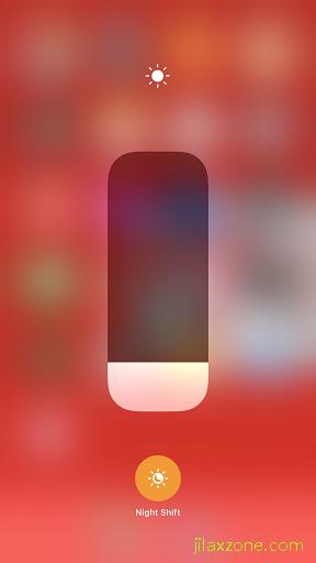 iOS 11 hidden Night Shift Mode jilaxzone.com inside Display and Brightness