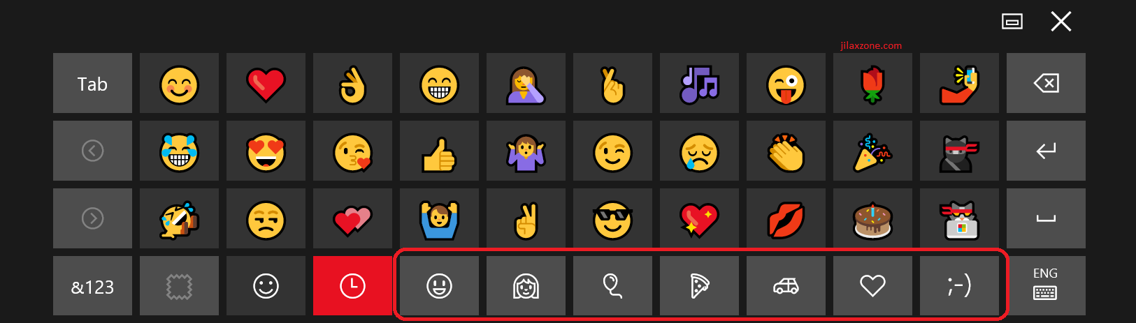 How To Enable And Use Emoji On Windows 10 Jilaxzone