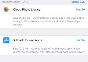 Free iOS Space iOS 11 jilaxzone.com Message - iPhone Storage