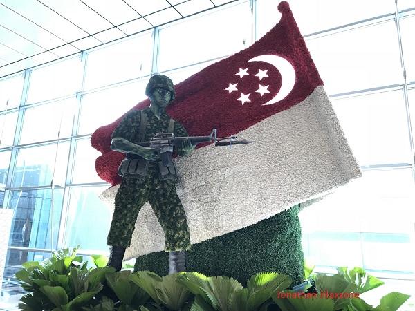 Alternative Ways to Changi Airport jilaxzone.com Changi Airport Celebreates NS50