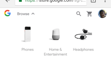 Google Store Singapore and Asia Pacific jilaxzone.com Device Range being sold here