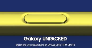 Samsung Galaxy Note 9 Unpacked Live jilaxzone.com