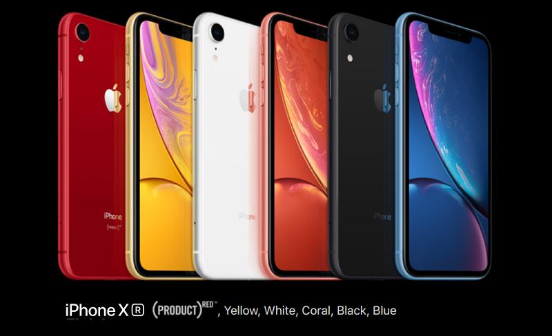 Cheaper iPhone XR colorful jilaxzone.com