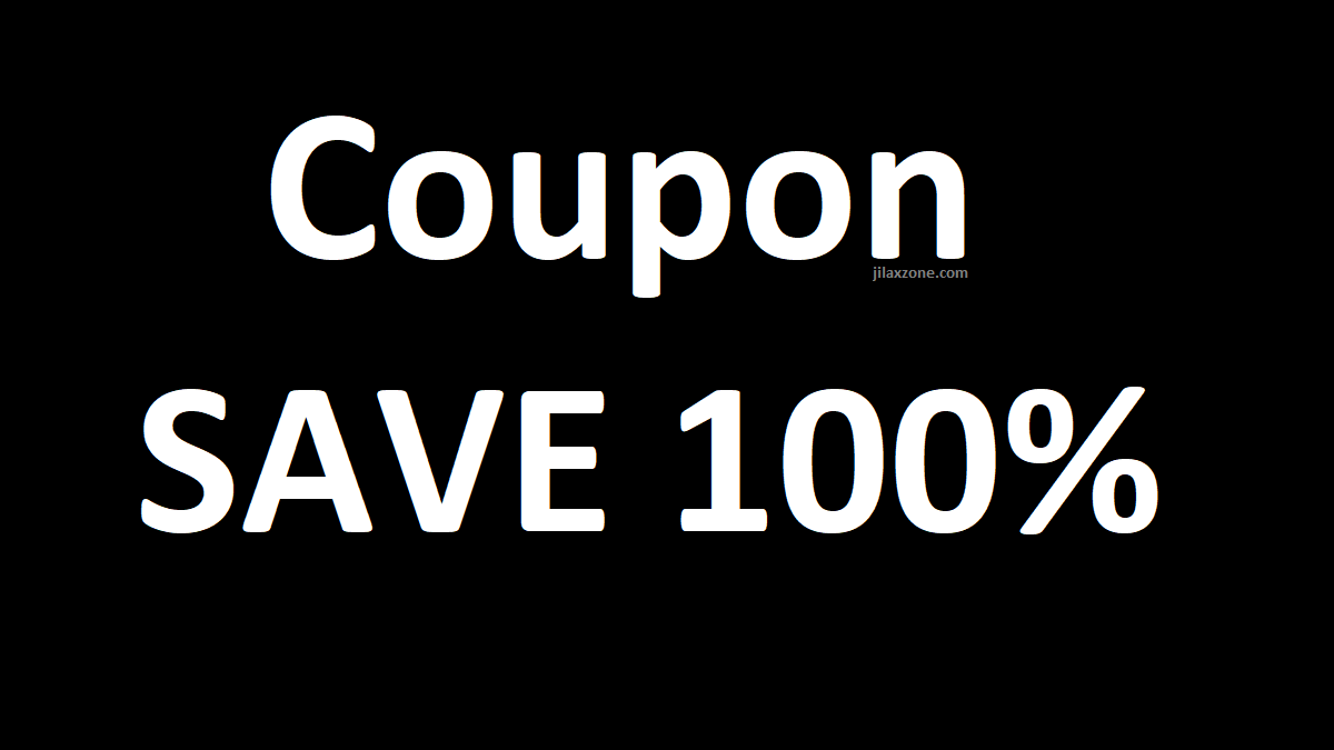 Coupon Codes Rarely Works jilaxzone.com
