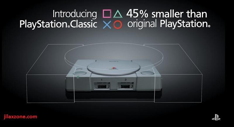 PlayStation Classic Dual Shock Analog Controller jilaxzone.com