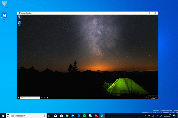 Here's how to download Windows Sandbox - JILAXZONE
