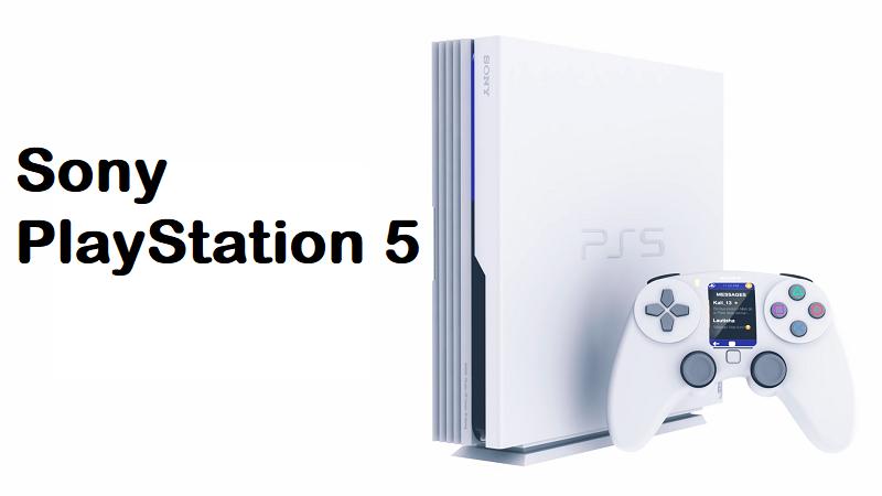 sony playstation 5 concept jilaxzone.com