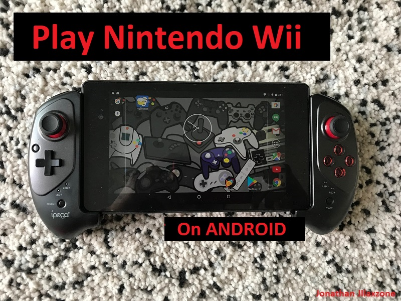 Play Nintendo Wii on Android jilaxzone.com