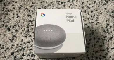 Google Home Mini unboxing jilaxzone.com