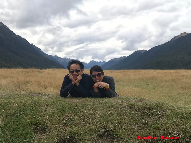 Road Trip to New Zealand Fiordland National Park