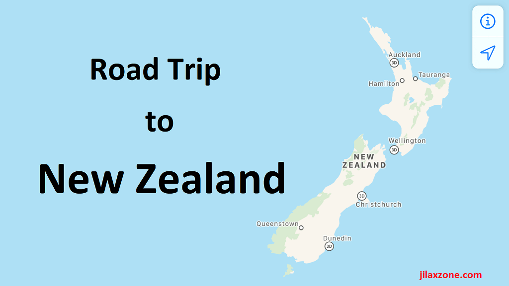 Road Trip to New Zealand