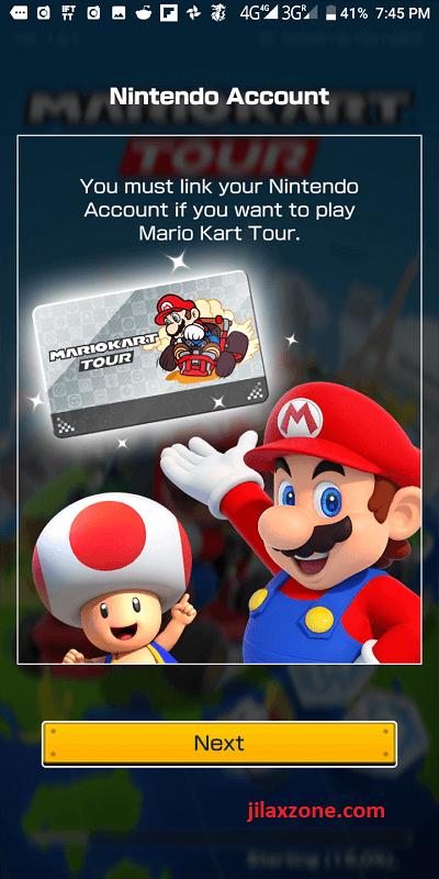 mario kart tour nintendo account is a must jilaxzone.com
