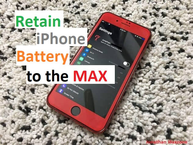 Here's how to check iPhone Battery Cycle Count - JILAXZONE