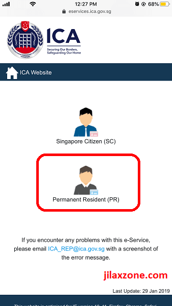 how to renew Singapore Permanent Resident jilaxzone.com