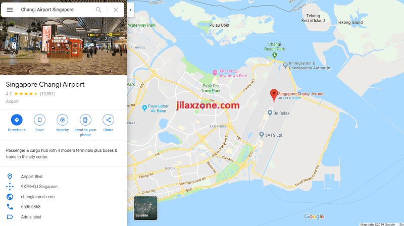 share google maps jilaxzone.com