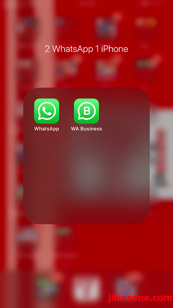 2 whatsapp 1 phone no root jilaxzone.com