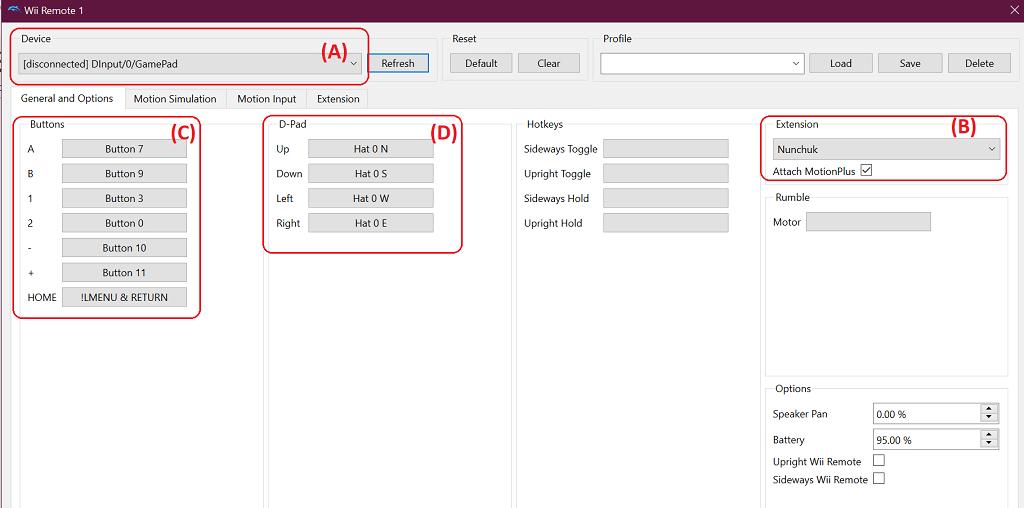 Dolphin emulator wii remote setup configuration jilaxzone.com