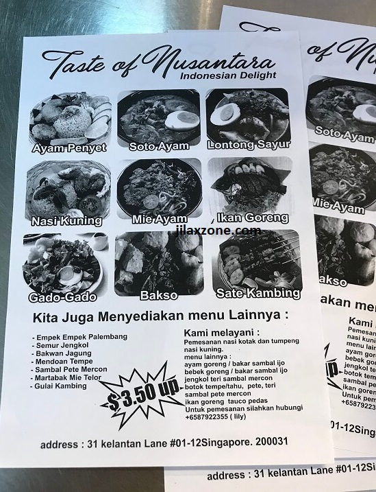 Katering makanan indo di singapore jilaxzone.com