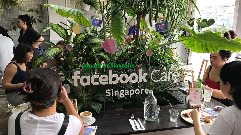 Facebook Cafe: Facebook efforts to educate its users | Singapore