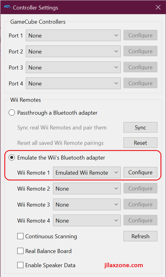 dolphin emulator controller settings jilaxzone.com