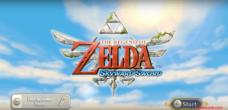 legend of zelda skyward sword opening jilaxzone.com
