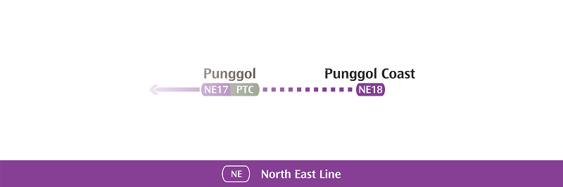 North East Line extension Punggol Coast MRT jilaxzone.com