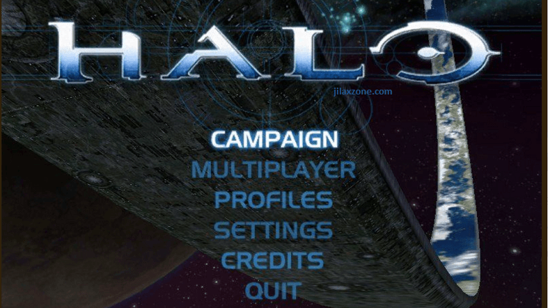 Playing original Halo: Combat Evolved game for FREE - JILAXZONE