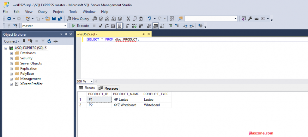 XLSX data loaded into SQL Server jilaxzone.com
