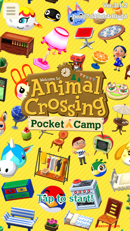 animal crossing pocket camp logo jilaxzone.com