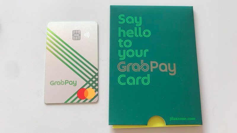 GrabPay Card: A more convenient way to pay, compatible with most merchants, plus get the rewards and perks - JILAXZONE