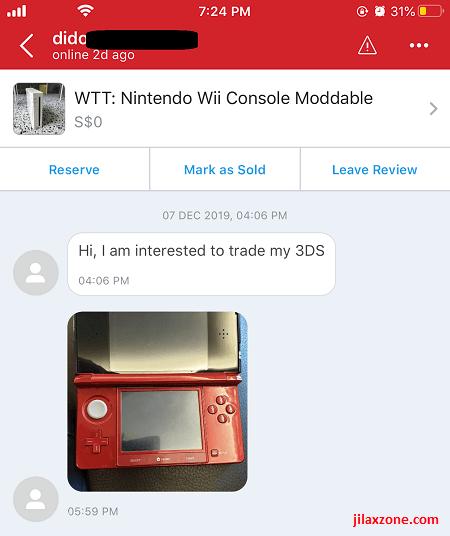 Nintendo 3ds trade jilaxzone.com