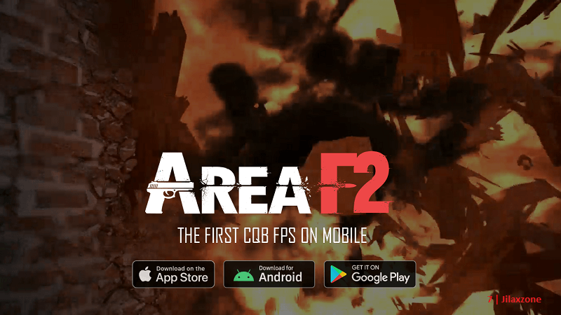 Area F2 - A CQB FPS Game, alleged clone of Rainbow Six Siege - Download while you still can - JILAXZONE