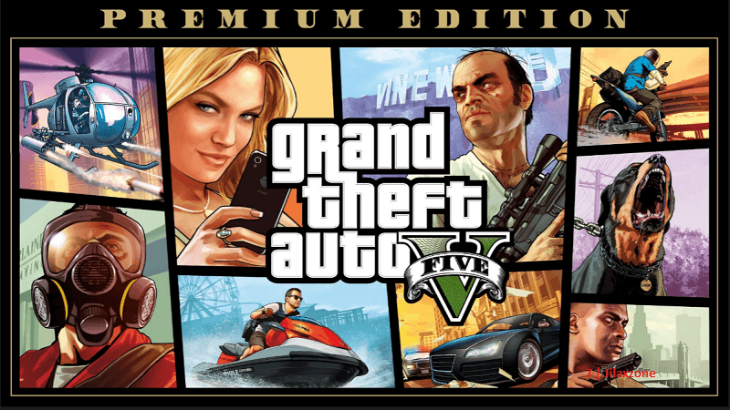 FREE! Ep 3: GTA 5 aka Grand Theft Auto 5 Premium Edition - Limited Period Only. Hurry! Download link inside. - JILAXZONE