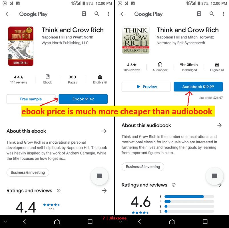 ebook price vs audiobook price jilaxzone.com