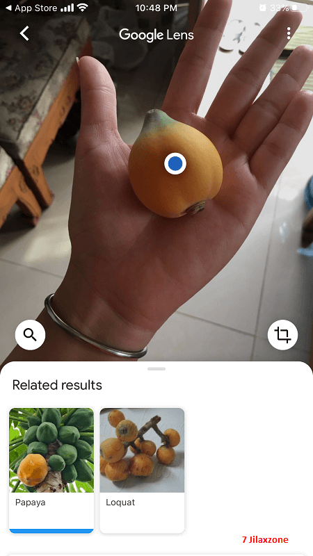 google lens search image to get clue and answer jilaxzone.com