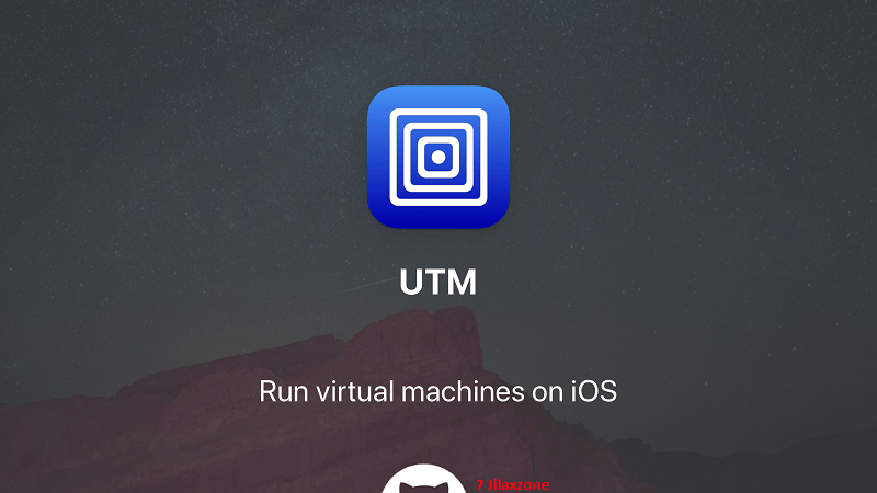 utm run virtual machine on ios jilaxzone.com