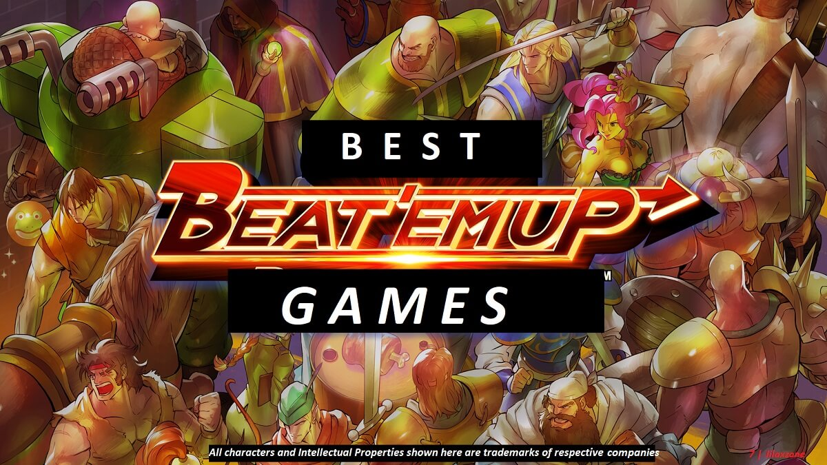 arcade mame best multiplayer beat em up games jilaxzone.com