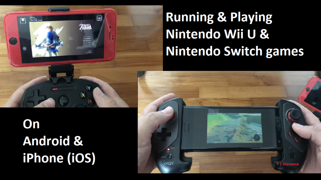 nintendo wii u and nintendo switch emulator for android and ios jilaxzone.com