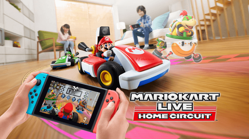 free nintendo switch game mario kart live home circuit jilaxzone.com