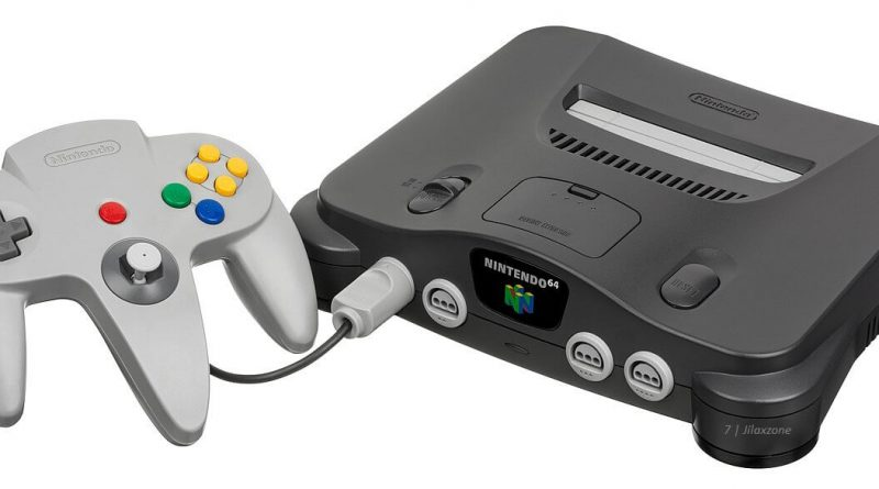 Nintendo64 great games jilaxzone.com
