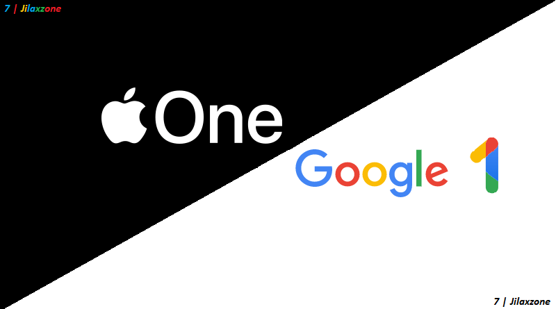 apple one vs google one jilaxzone.com