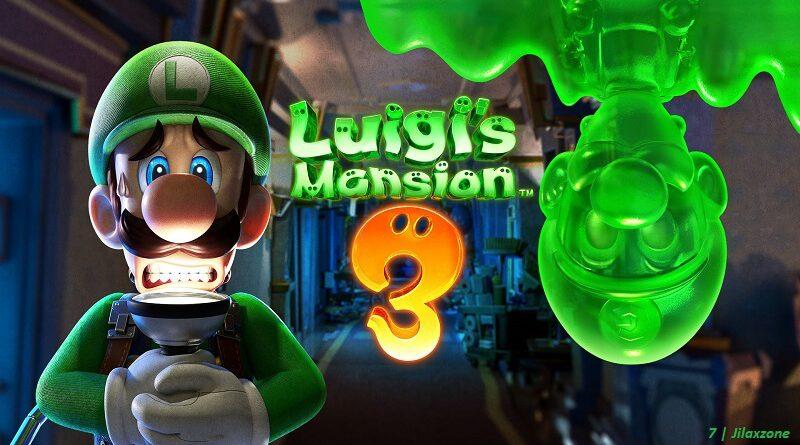 luigi mansion 3 multiplayer adventure game jilaxzone.com
