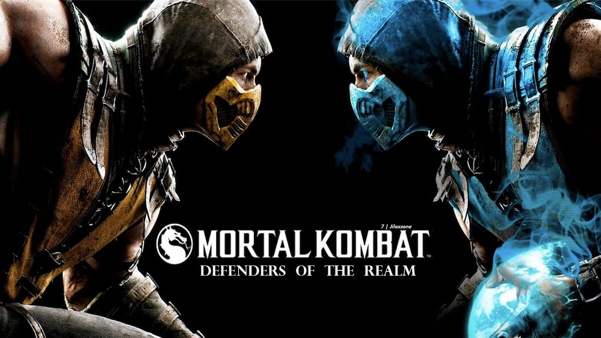 Recommended game to play: Mortal Kombat - Defenders of the Realm | Brawler | Android | PC - JILAXZONE
