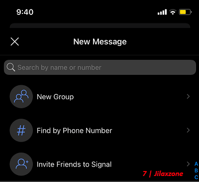 create group in signal app jilaxzone.com
