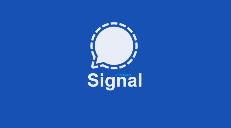 signal private messenger logo jilaxzone.com