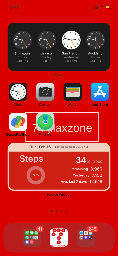 big analog clock widget iphone jilaxzone.com.png