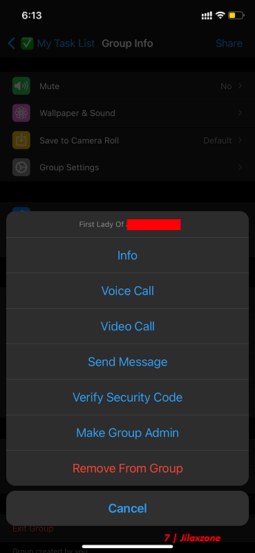 whatsapp how to remove contact from group jilaxzone.com