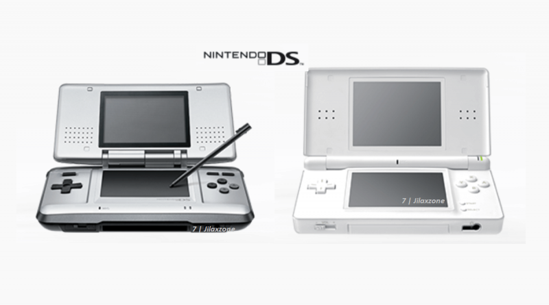 nintendo ds and nintendo ds lite jilaxzone.com