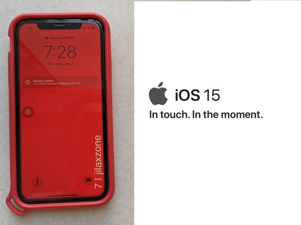 install apple ios 15 jilaxzone.com
